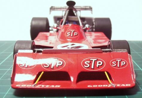March 731G, Jeane-Pierre Jarrier, GP France, 1973