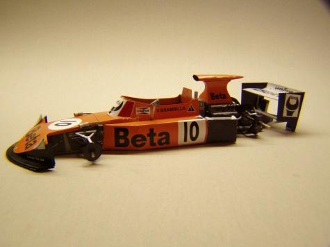 March 741, 1974, V. Brambilla, GP Holandska