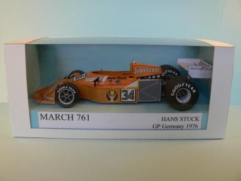March 761 GP Germany H.Stuck