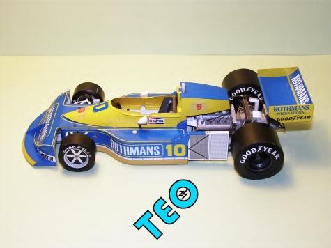 March 771.2 1977, Ian Scheckter