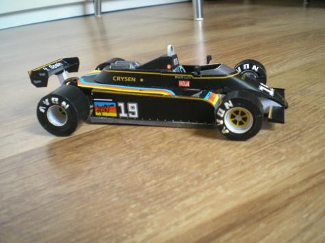 March 821  de Villota  GP Canada 1982