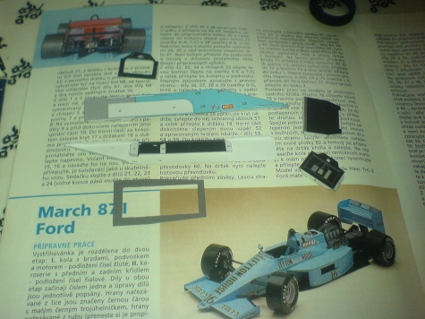 March 871 Ford