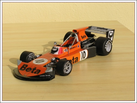 March Ford 741 - 1974 - V.Brambilla
