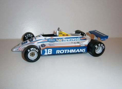 March 821 - R.Boesel, GP Zeltweg(A) 1982