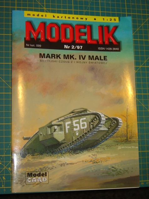 Mark Mk. IV Male