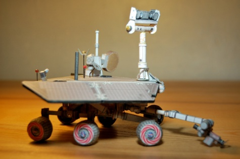 Mars Exploration Rover MER-A Spirit