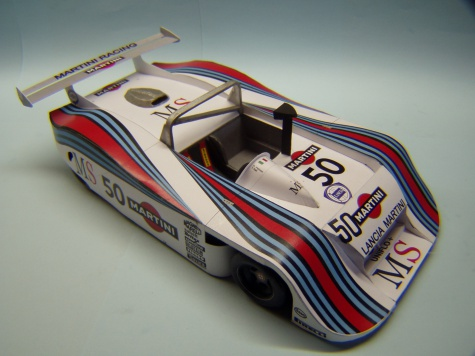 Lancia LC1, Brands Hatch 1982