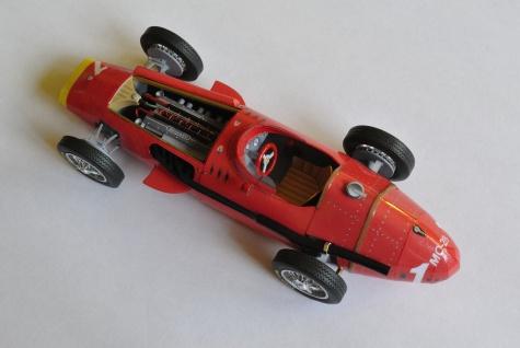 Maserati 250F (1957) J.M.Fangio