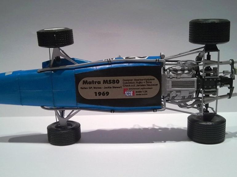 Matra MS80