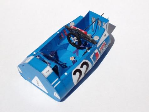 Matra MS80 Jean-Pierre Beltoise, GP Italie ´69