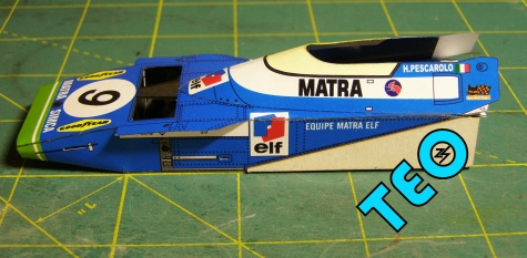 Matra-Simca MS 120