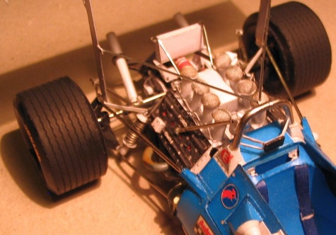 MATRA MS80 J.Stewart, GP Spain