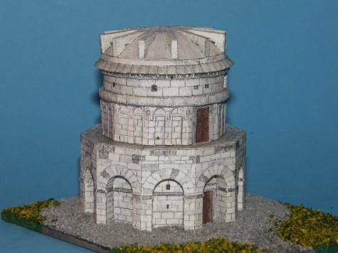 Mausoleum Theodoricha Velikého