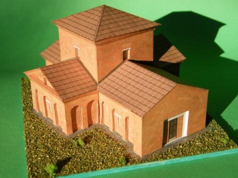Mauzoleum Gally Placidie v Ravenně