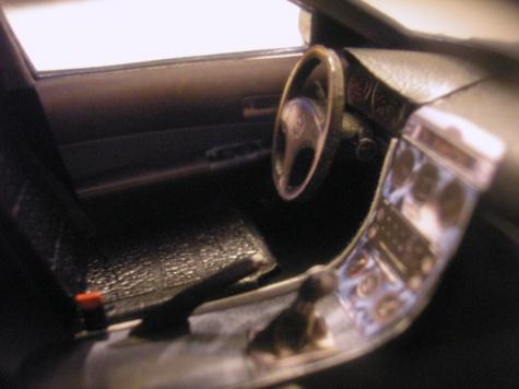 MAZDA 6 1.8i facelift (2006)