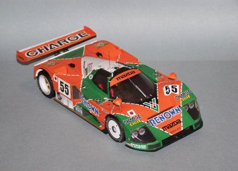 Mazda 787b 1991