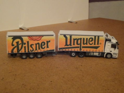 MB Actros 2544 Pilsner