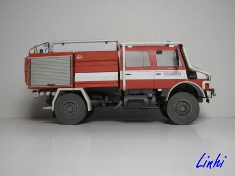 MB UNIMOG U5000 CAS 24