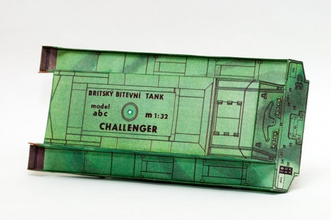 MBT Challenger (Britský tank)
