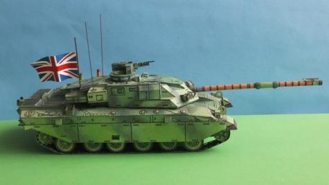MBT Challenger 1