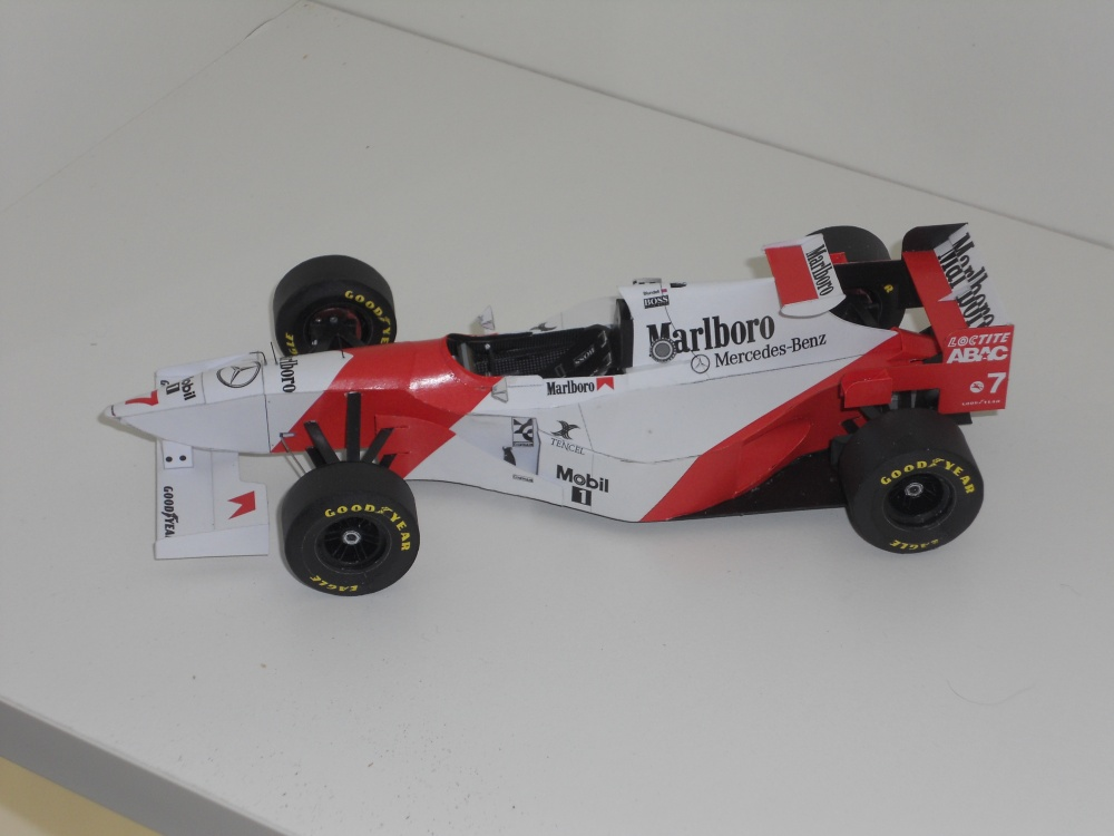 McLaren MP 4/10 B