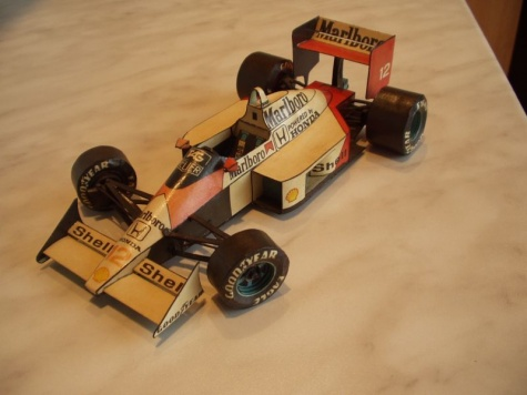 Mc Laren MP 4/4 Honda