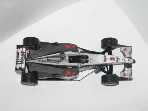 Mc Laren MP4/15