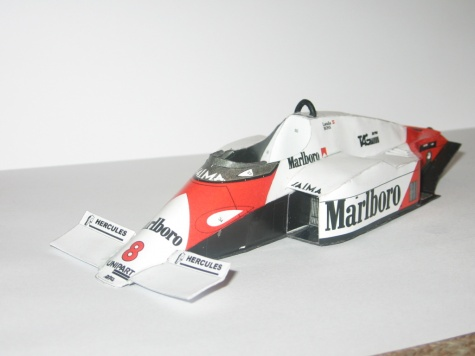 Mc Laren MP4-2 N.Lauda GP Rakúska 1984