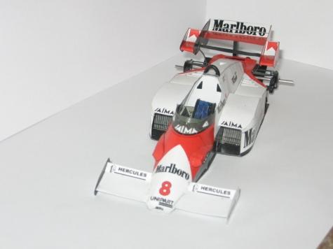 Mc Laren MP4-2 N.Lauda GP Rakúska 1984