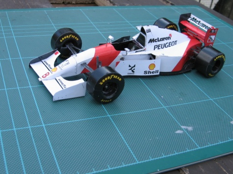 Mc Laren MP4/9 M.Brundle 1994