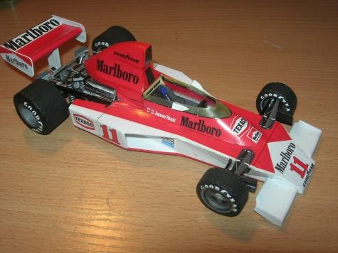 McLaren M23 - 1976