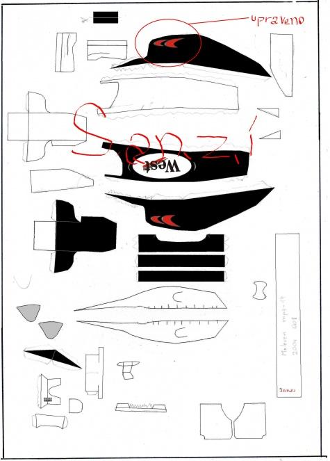 Mclaren 2004 mp4-19