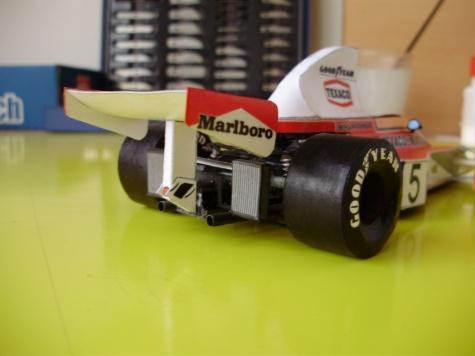 McLaren 23,P.Špinler,special ABC