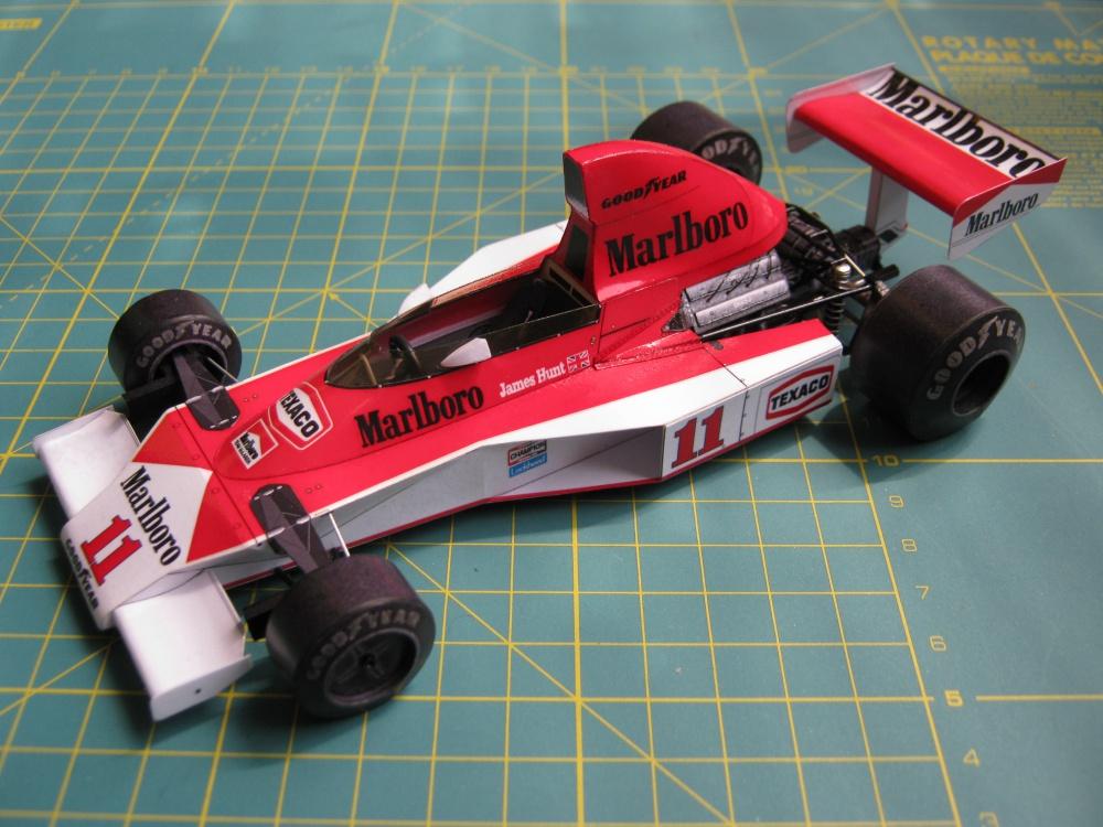 McLaren 23