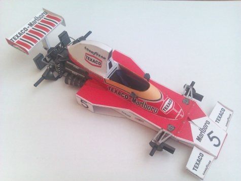 McLaren M23, 1974 Emerson Fittipaldi