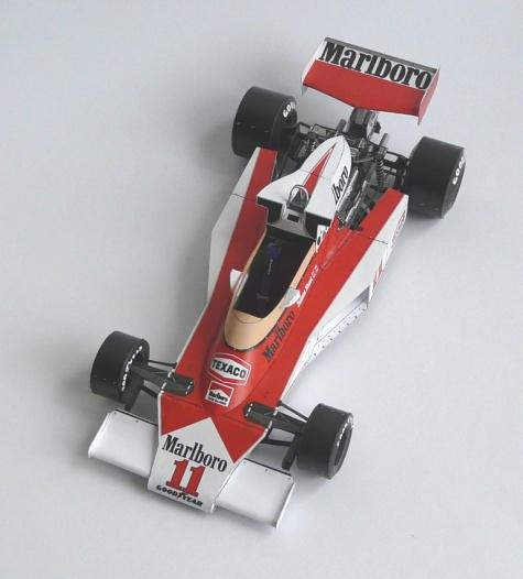 McLaren M23, 1976