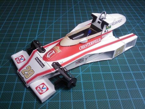 McLaren M23 N. Piquet Austrian GP 1978