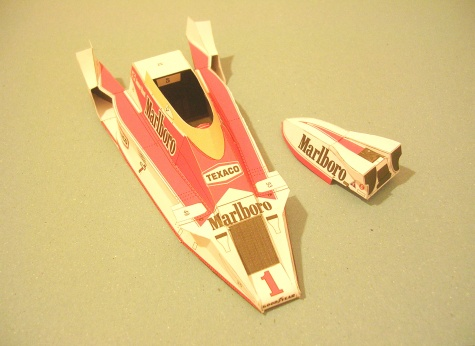 McLaren M26, 1977 James Hunt
