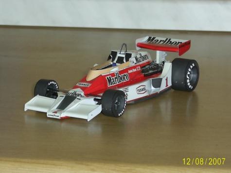 McLaren M26-J.Hunt 1977