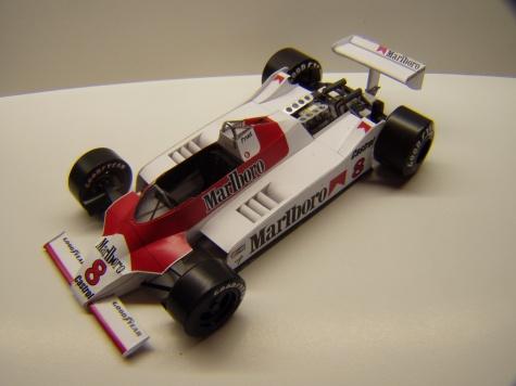 McLaren M30