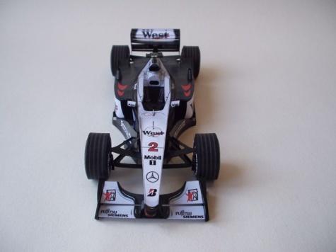 McLaren Mercedes MP4-15