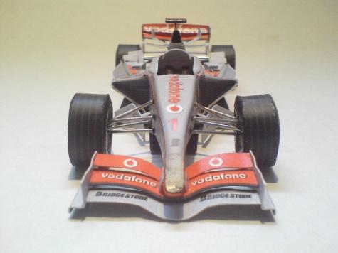 McLaren MP4-22 Fernando Alonso 2007