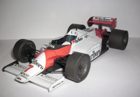 McLaren MP 4-1 C FORD