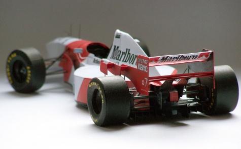 McLaren MP 4/10B