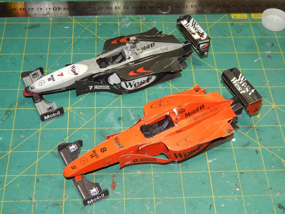 McLaren MP 4-13