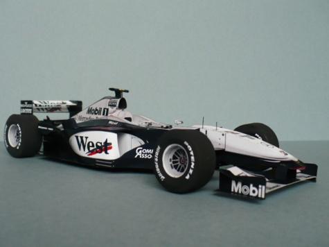 McLaren MP 4/15