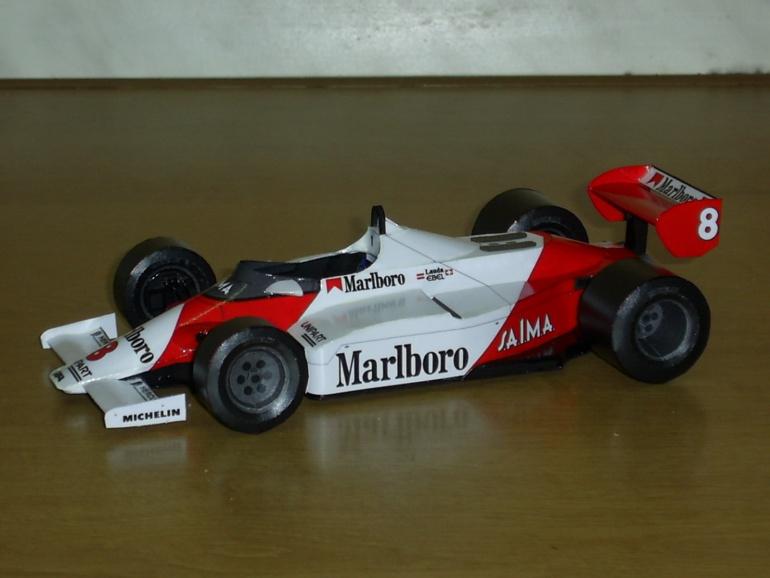 McLaren MP 4-1C Niki Lauda 1983