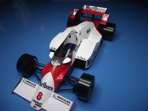 Mclaren MP 4-2 1984