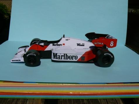 McLAREN MP 4-2,Austrian GP 1984 -NIKI LAUDA
