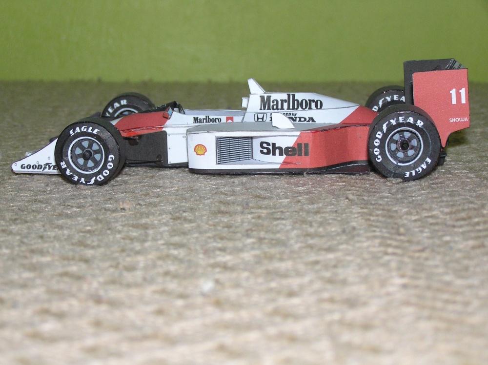 McLaren MP 4/4 - 1988